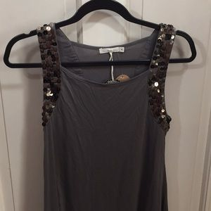 NWT — Hazel sequined top